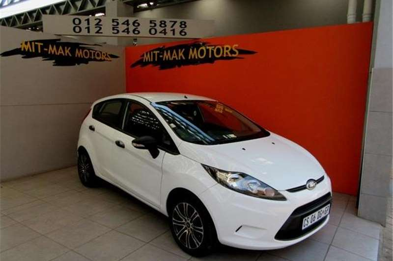 Ford Fiesta 5 Door 1.4 Ambiente 2010