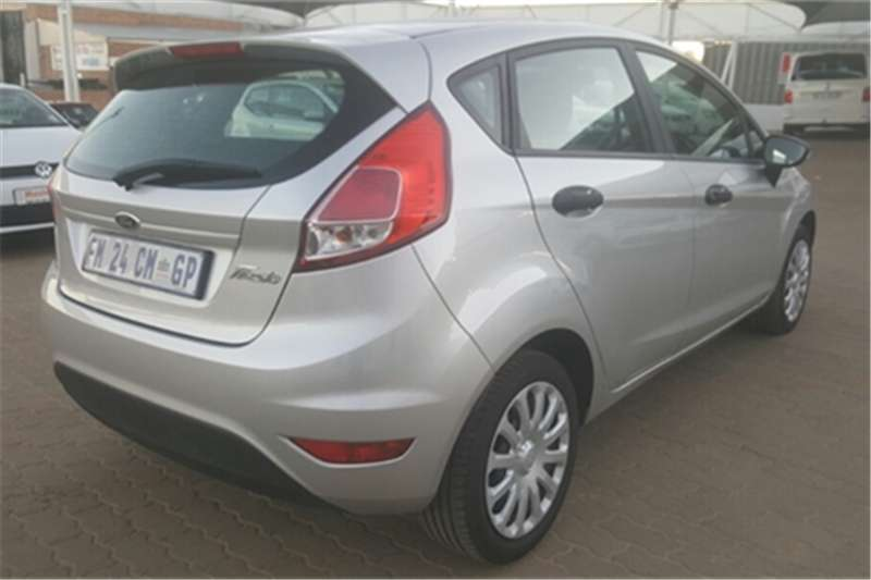 Ford Fiesta 5 door 1.4 Ambiente 2016