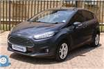 Ford Fiesta 5-door 1.6TDCi Trend 2013