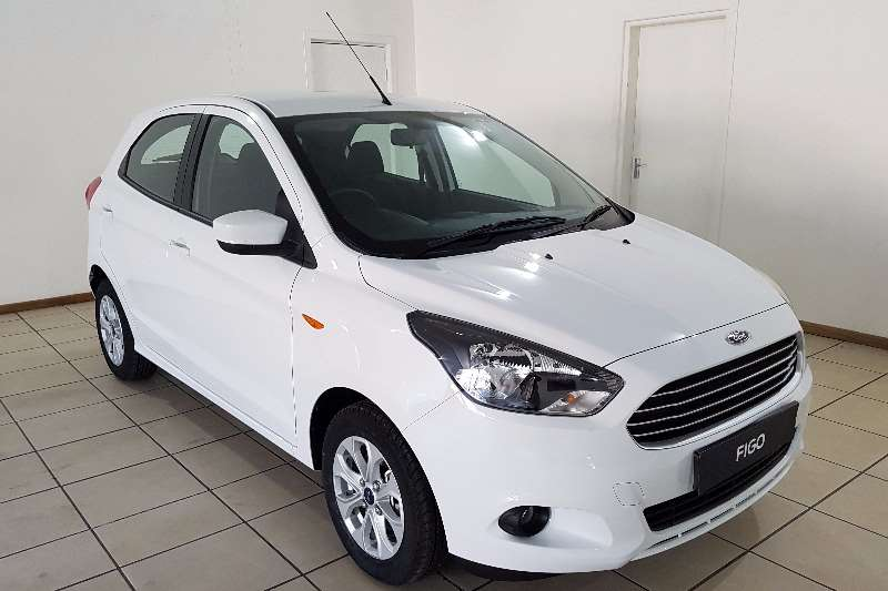 Ford Figo hatch 1.5 Trend 2018