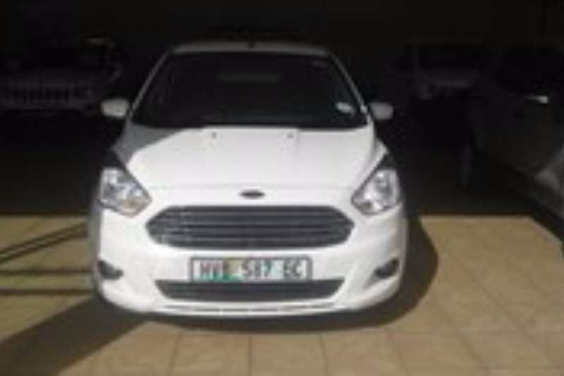 Ford Figo sedan 1.5 Titanium auto 2016