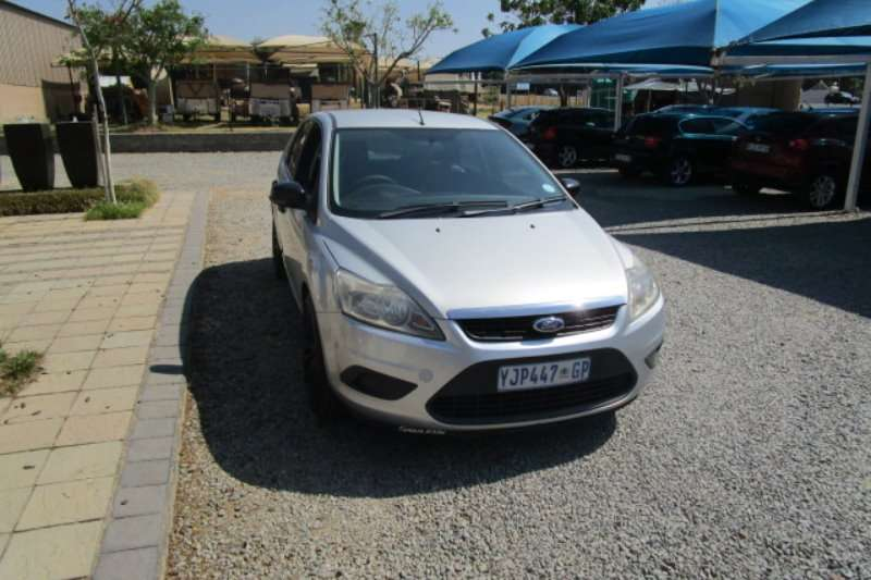 Ford Focus 1.8 5 door Si 2009