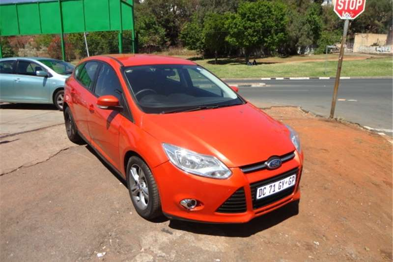 2012 ford focus 1 8 5 door si cars for sale in gauteng r 117 000 on auto mart. Black Bedroom Furniture Sets. Home Design Ideas