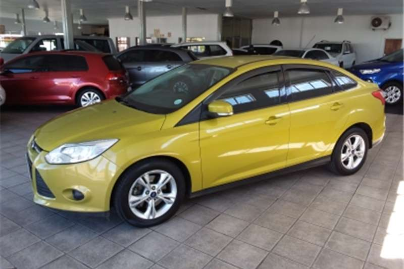 Ford Focus 2.0TDCi sedan Si Powershift 2011