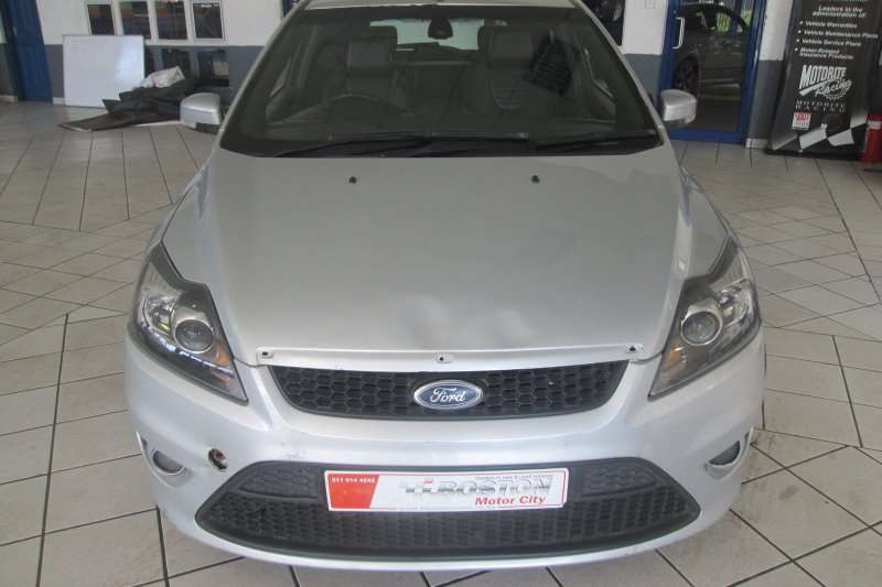 Ford Focus 2.5 ST 3Dr 2008