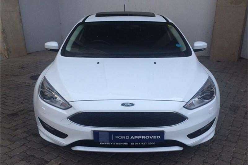 Ford Focus hatch 1.0T Trend auto 2017