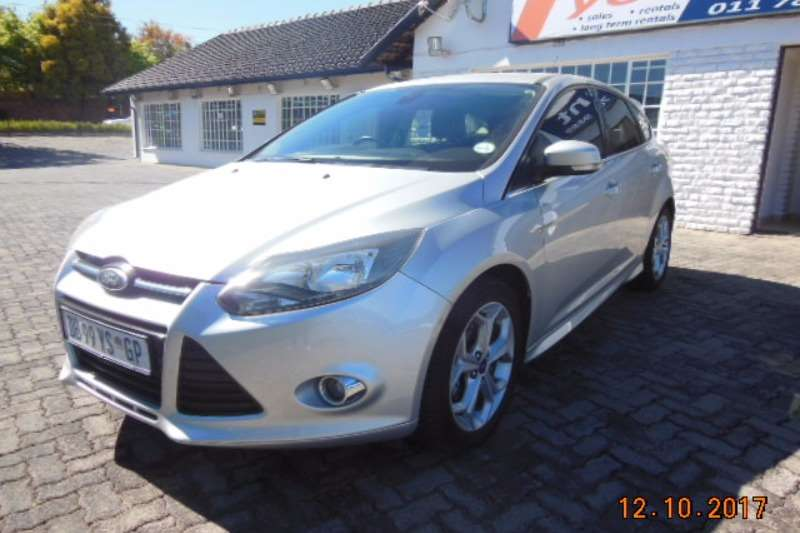 Ford Focus hatch 2.0 Sport 2013