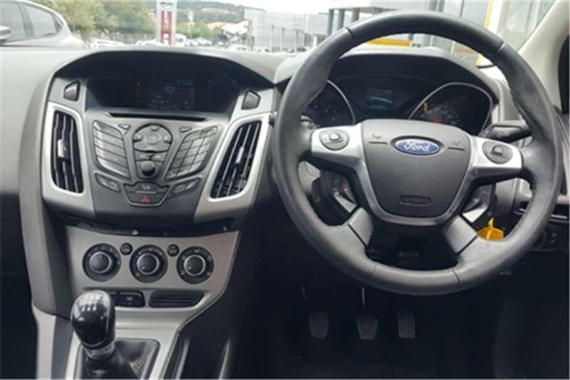 Ford Focus hatch 2.0 Trend 2013
