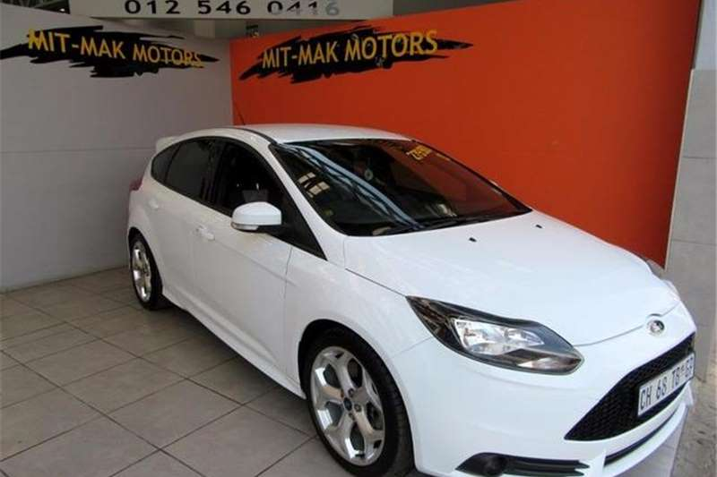 Ford Focus ST 1 2013