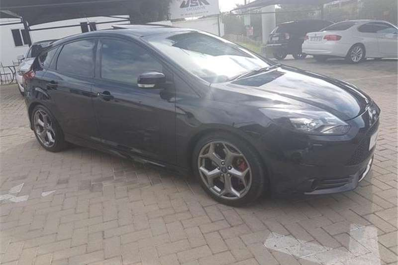 Ford Focus ST 3 2012