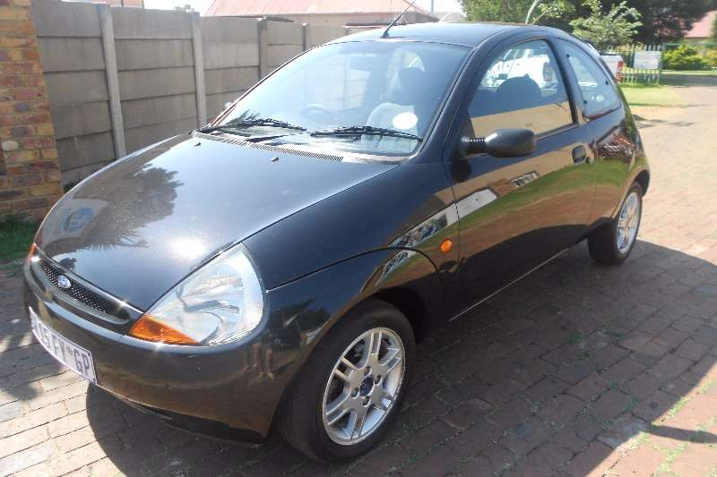 2006 ford ka 1 3 trend hatchback fwd cars for sale in. Black Bedroom Furniture Sets. Home Design Ideas