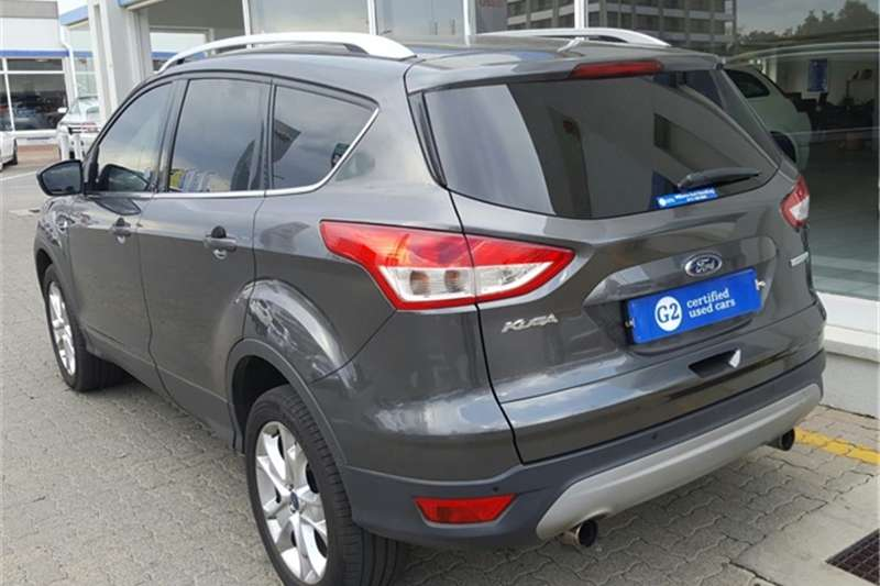 Ford Kuga 1.5T Trend 2015