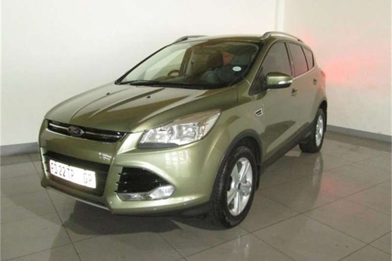 2013 ford kuga 1 6t ambiente crossover suv petrol. Black Bedroom Furniture Sets. Home Design Ideas