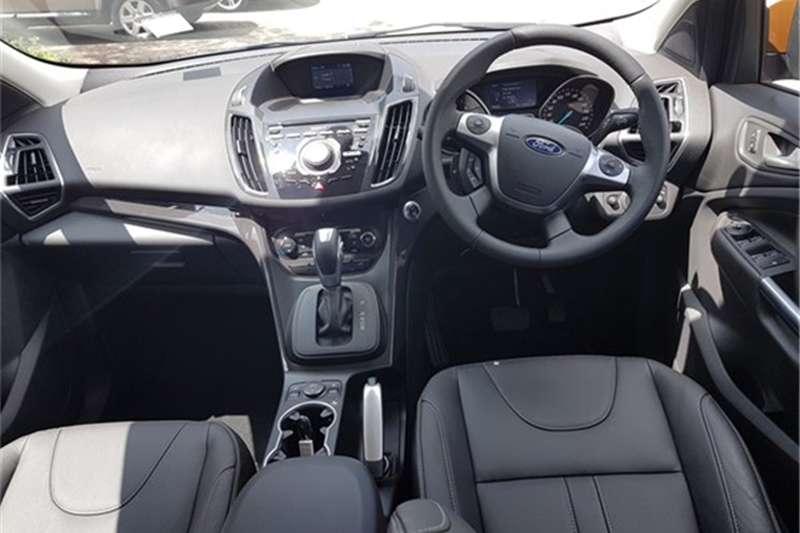 Ford Kuga 2.0 EcoBoost Titanium AWD AT 2017