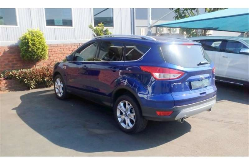 2017 ford kuga 2 0t awd titanium crossover suv petrol. Black Bedroom Furniture Sets. Home Design Ideas