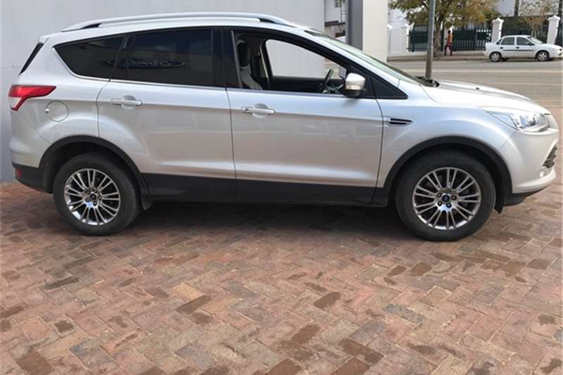 Ford Kuga 2.0TDCi AWD Trend 2013