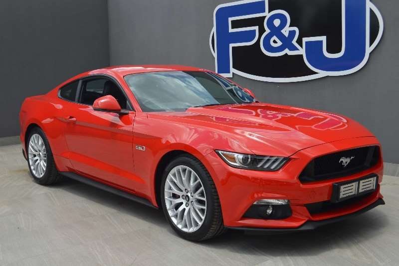 Ford Mustang 5 0 Gt Fastback Auto 2017