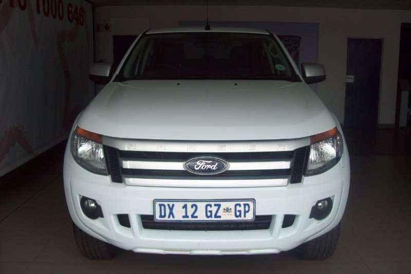 Ford Ranger 2.2 double cab 4x4 XLS 2015