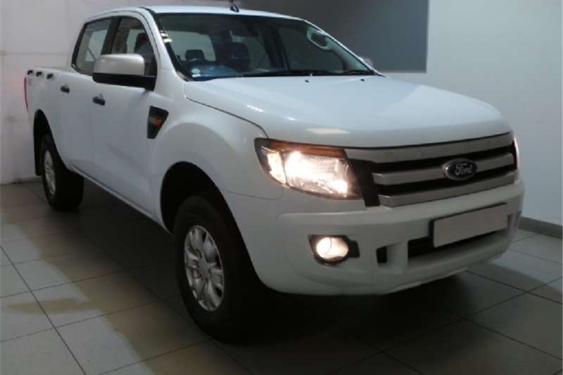Ford Ranger 22 Double Cab 4x4 XLS 2015
