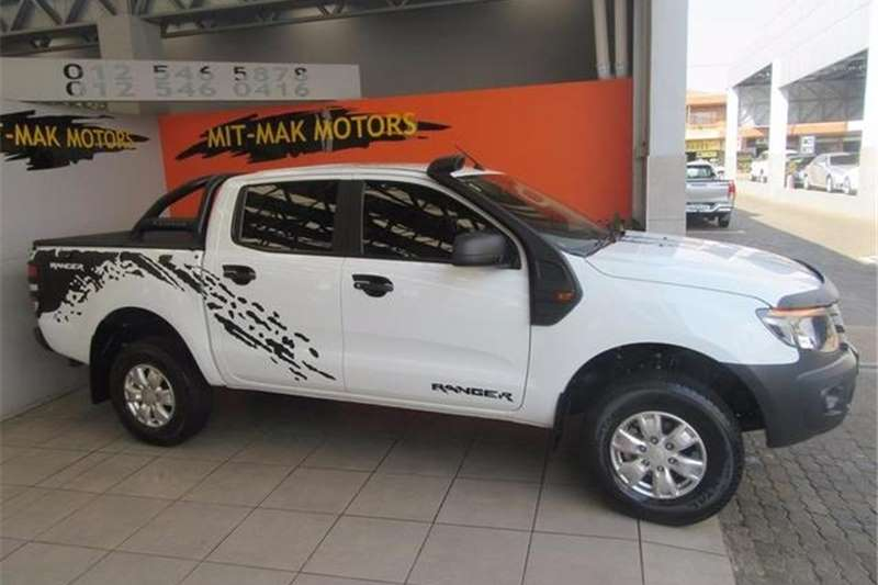 Ford Ranger 2.2 Double Cab Hi Rider XL 2014