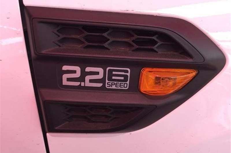 Ford Ranger 2.2 Double Cab Hi Rider XL 2017