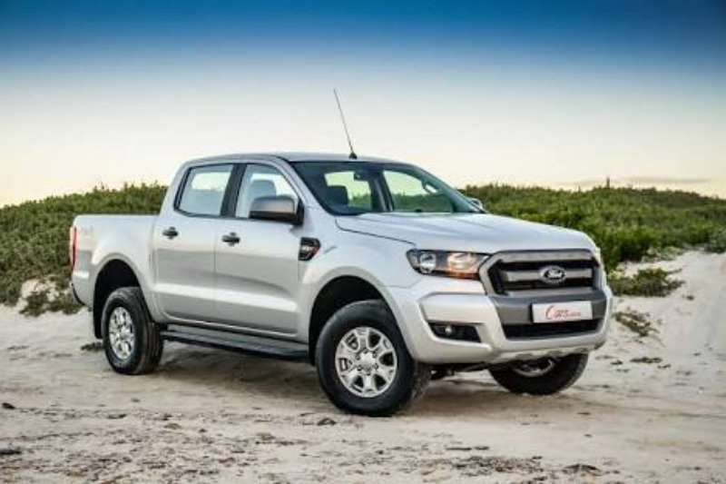 2018 Ford Ranger 2 2 Double Cab Hi Rider Xl Auto Double