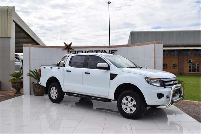 Ford Ranger 2.2 Double Cab Hi Rider XLS 2012
