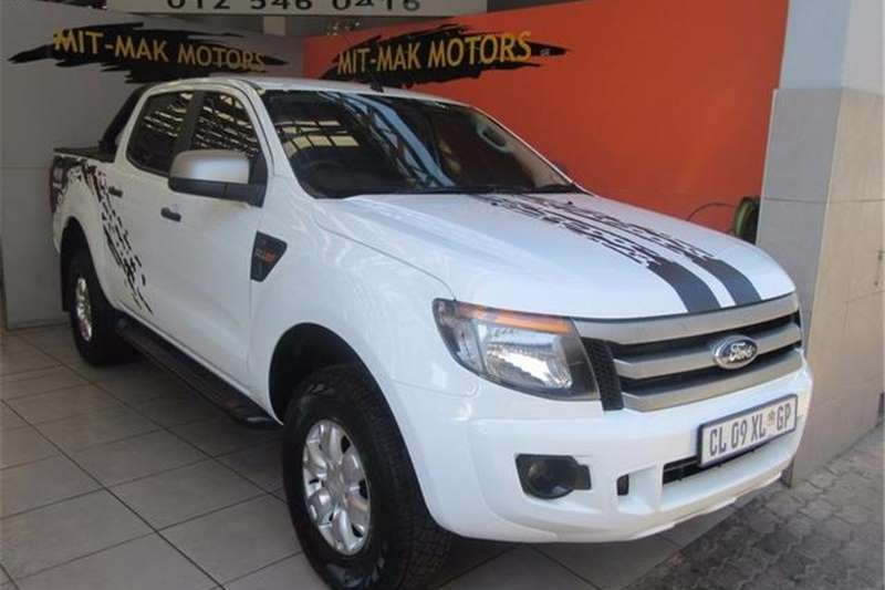 Ford Ranger 2.2 Double Cab XLS 2012