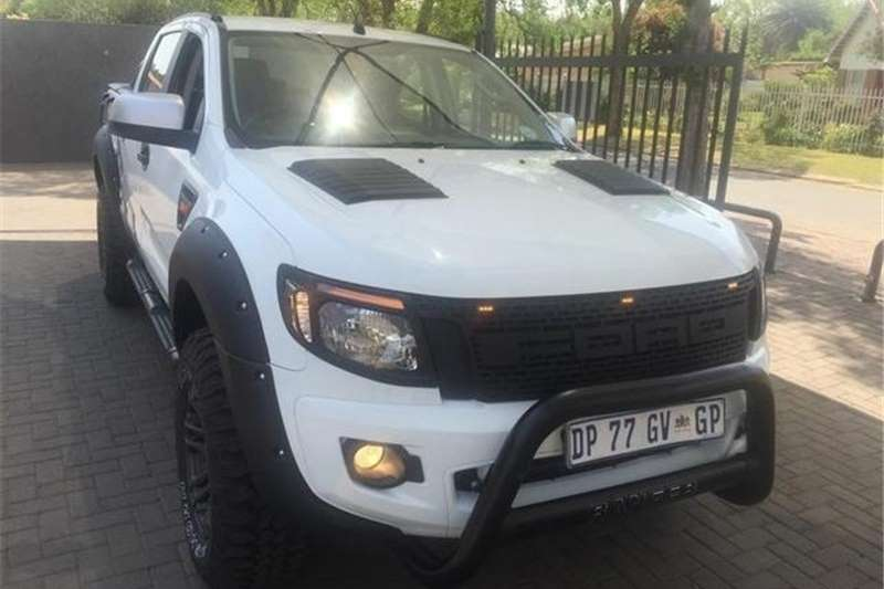 Ford Ranger 2.2 Double Cab XLS 2015