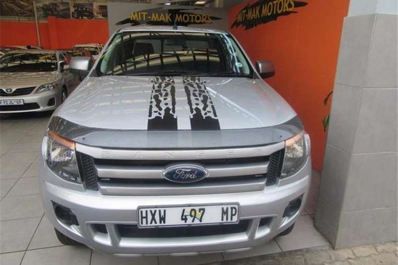 Ford Ranger 2.2 SuperCab Hi Rider XL 2013