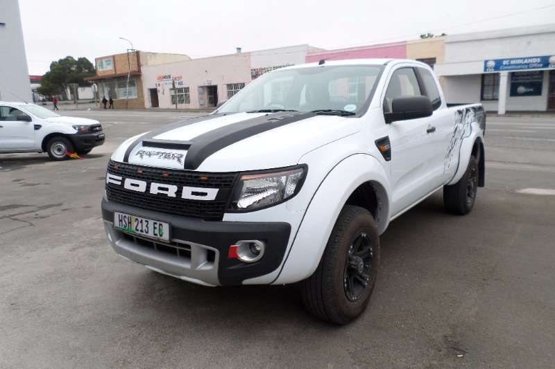 Ford Ranger 2.2 SuperCab Hi-Rider XL (Raptor Demo) 2016