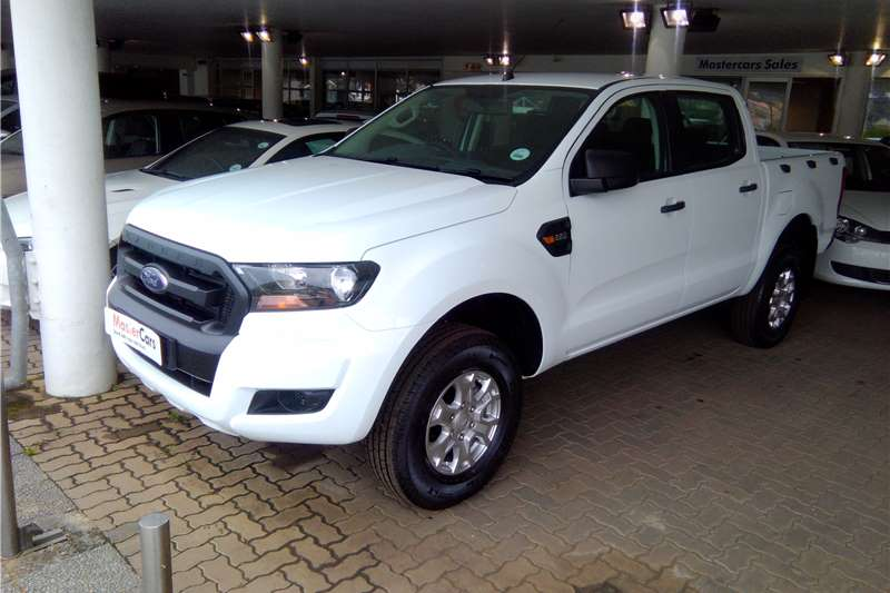 Ford Ranger White 2017 >> 2017 Ford Ranger 2 5 Double Cab Hi Rider Xl Double Cab Bakkie