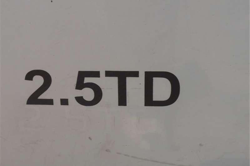 Ford Ranger 2.5TD double cab 4x4 XLT 2009