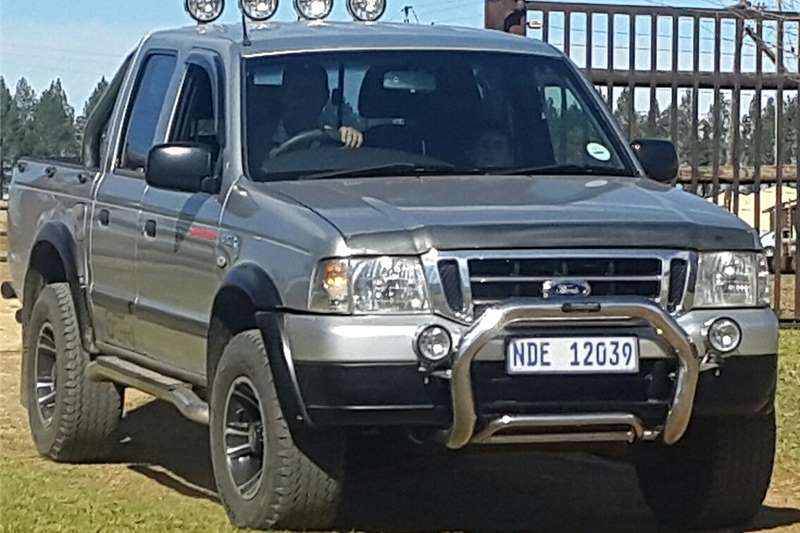 Ford Ranger 2500TD double cab Montana 2006 & Double cab bakkies for sale in South Africa | Auto Mart