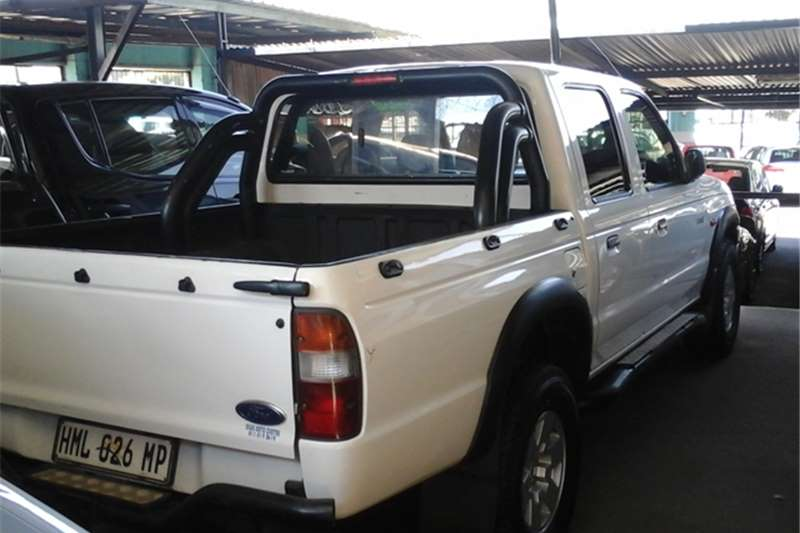 Ford Ranger  2500TD SuperCab Hi-Trail 2002