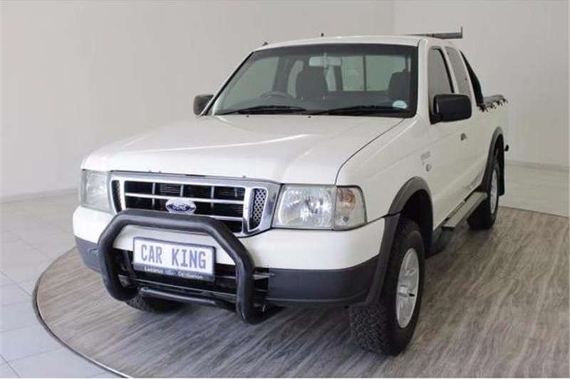 Ford Ranger 2500TD SuperCab Hi-Trail XLT 2007