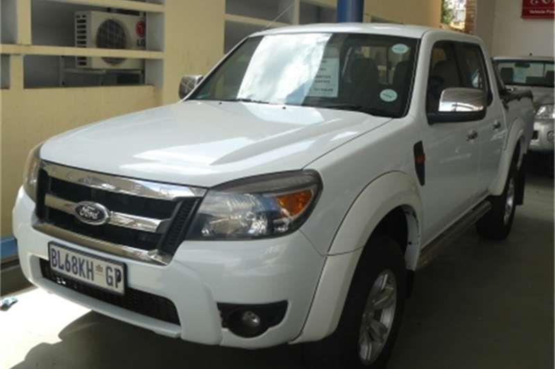 Ford Ranger 3.0TDCi double cab Hi-trail XLE 2011