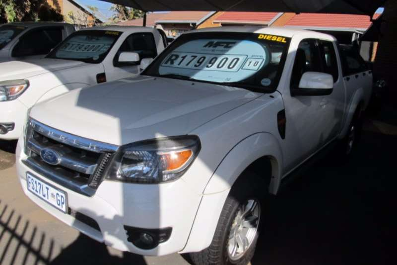 Ford Ranger 3.0TDCi SuperCab Hi trail XLT 2011