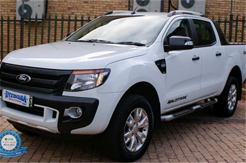 2014 ford ranger 3 2 double cab 4x4 wildtrak double cab bakkie diesel 4 x 4 automatic. Black Bedroom Furniture Sets. Home Design Ideas