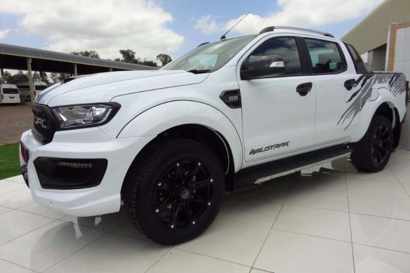 Ford Ranger 3.2 double cab 4x4 Wildtrak 2017