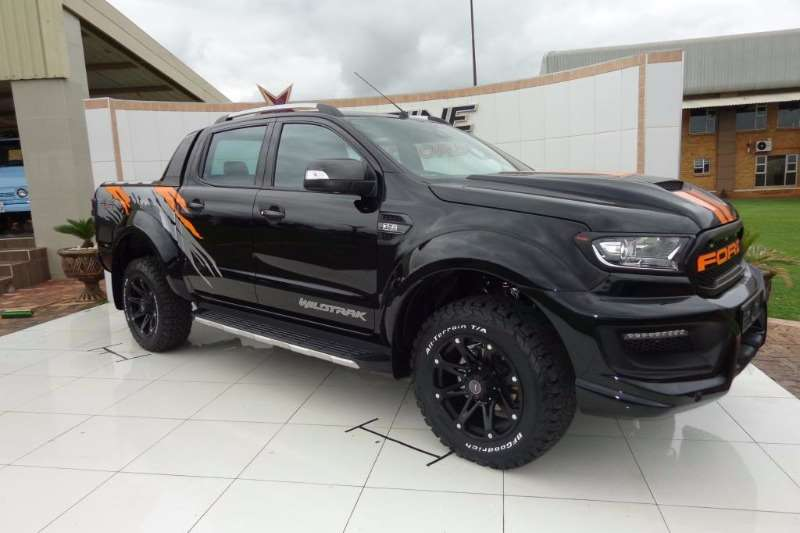 Ford Ranger Cab Lights 2017 Ford Ranger 3.2 double cab 4x4 Wildtrak Double cab bakkie ...