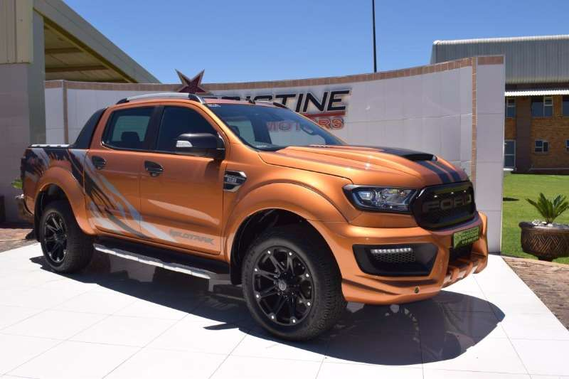 2017 Ford Ranger 3 2 Double Cab 4x4 Wildtrak Bakkie