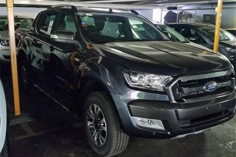 2017 ford ranger 3 2 double cab 4x4 wildtrak auto double cab bakkie diesel 4 x 4 automatic for Ford ranger wildtrak interior 2017