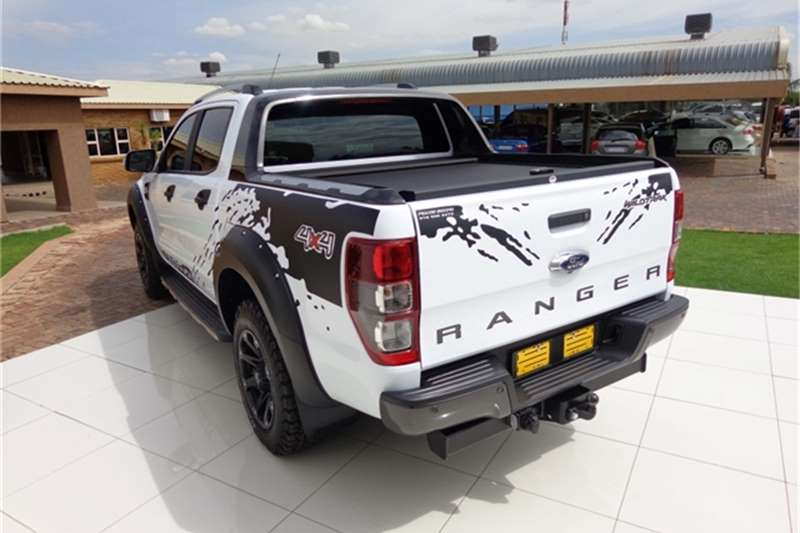 Ford Ranger 32 Double Cab 4x4 Wildtrak Auto 2018