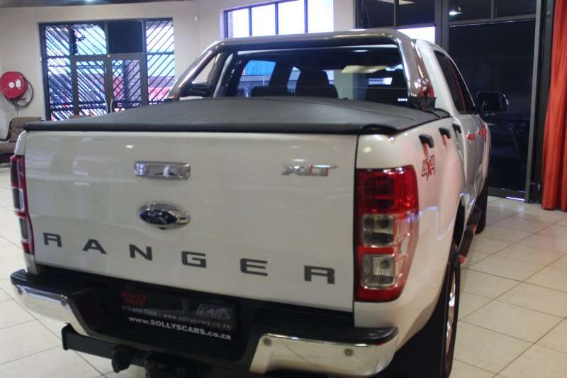 Ford Ranger 3.2 double cab 4x4 XLT auto 2014