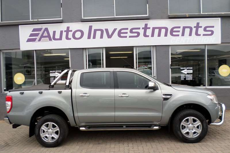 Ford Ranger 3.2 double cab Hi-Rider XLT 2014
