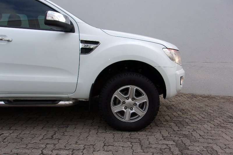 Ford Ranger 3.2 double cab Hi Rider XLT auto 2015