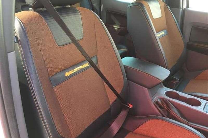 Ford Ranger 3.2 Double Cab Wildtrak Auto 2017