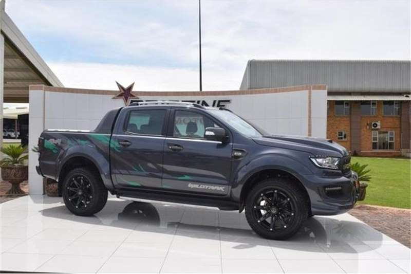 Ford Ranger 3.2 Double Cab Wildtrak Auto 2018