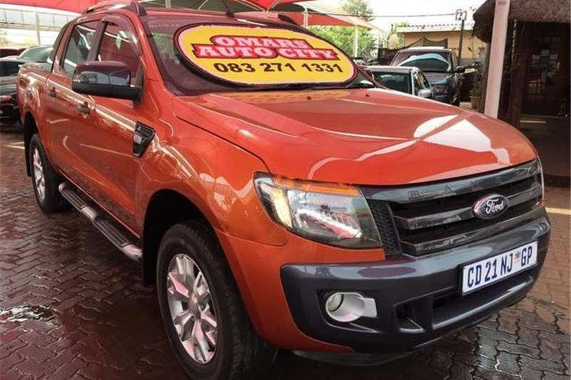 Ford Ranger 3.2 Hi Rider Wildtrak 2013